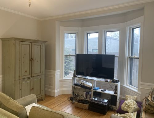 Interior Home Painting Jamaica Plain